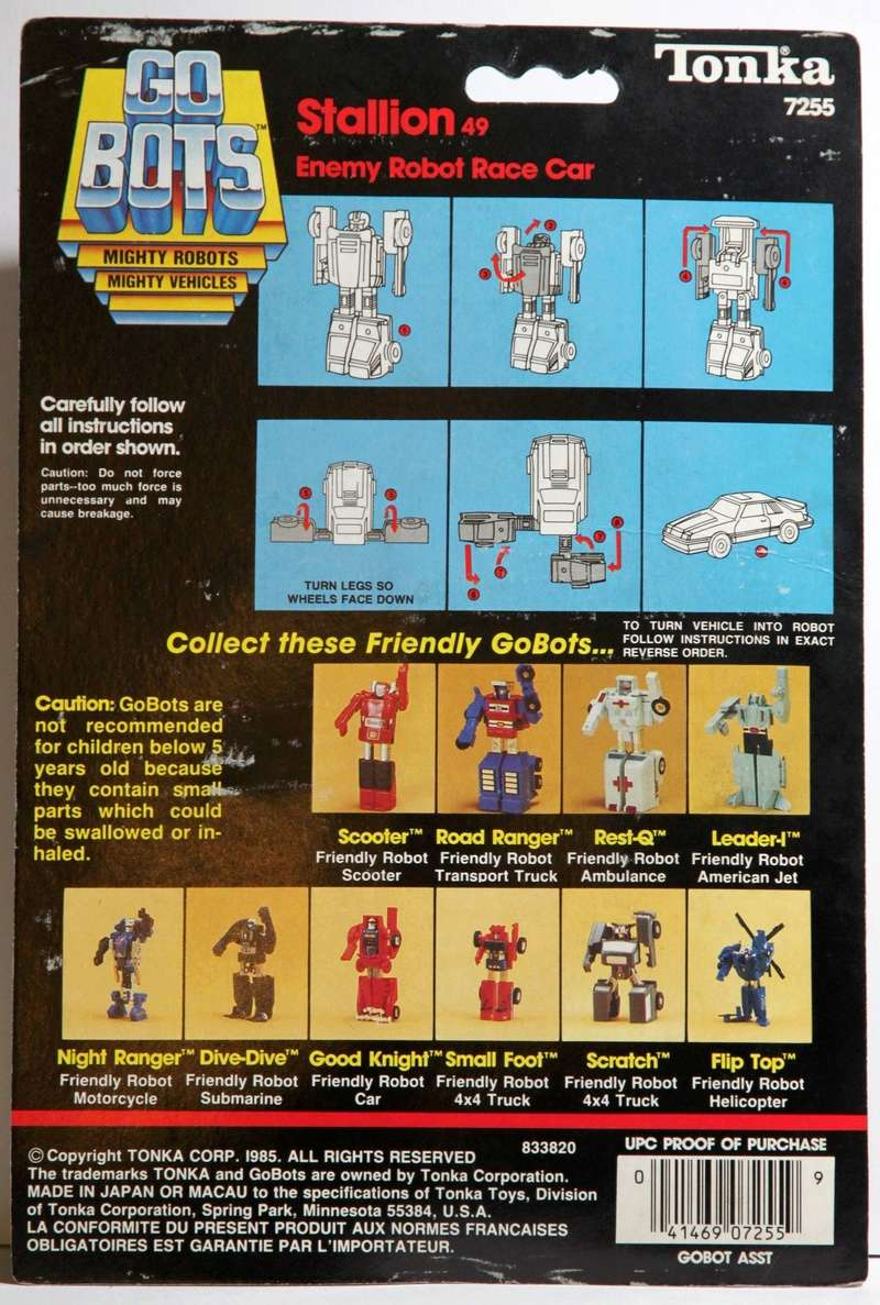 Pilgrim's collection (Gobots, Transformers...) Mrt-4510