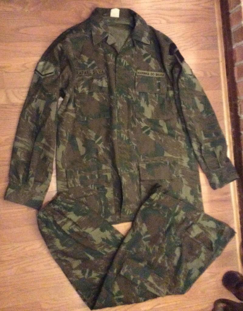 Question about Brazil Camouflage Navy Uniform Czech_10