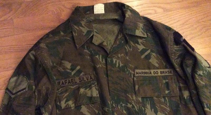 Question about Brazil Camouflage Navy Uniform Czech_11