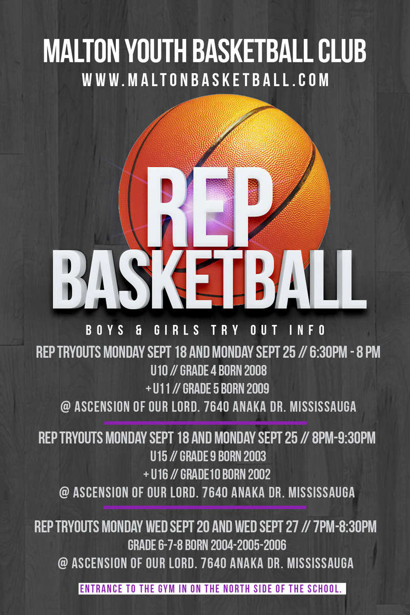 Malton Mavericks oba/aau tryouts 2017/18 Boys-r14