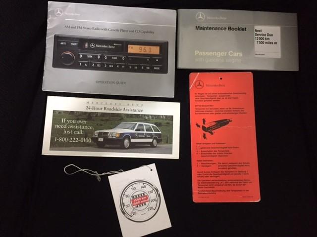 W201  190E  2.6  1991 - R$ 35.000 - VENDIDA Docsmb10