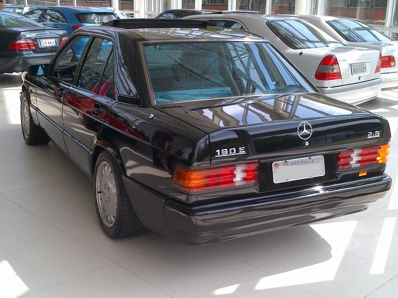 W201  190E  2.6  1991 - R$ 35.000 - VENDIDA Img-2010