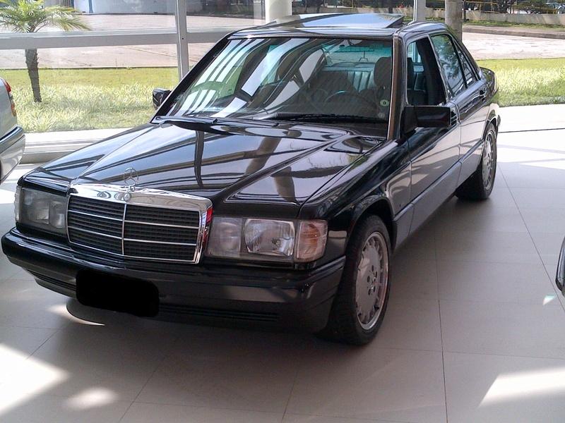 W201  190E  2.6  1991 - R$ 35.000 - VENDIDA Img-2011