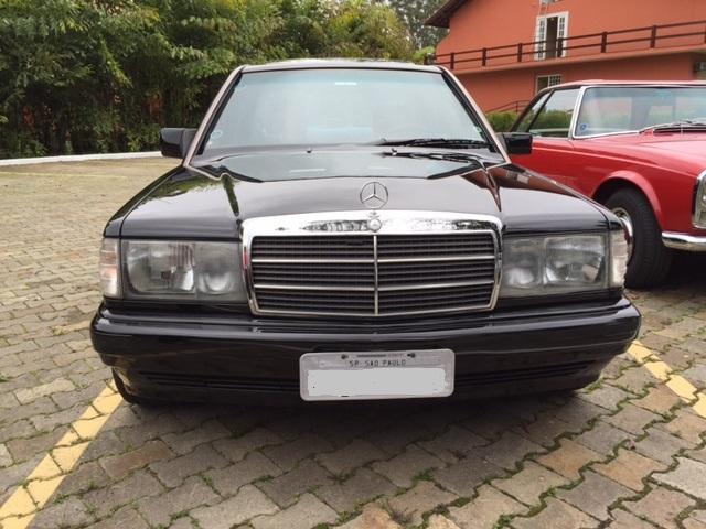 W201  190E  2.6  1991 - R$ 35.000 - VENDIDA Img_0610