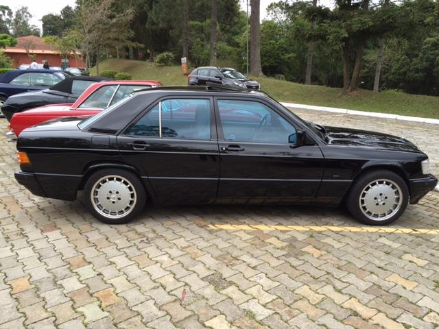 W201  190E  2.6  1991 - R$ 35.000 - VENDIDA Img_0611