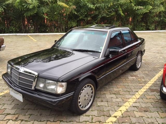 W201  190E  2.6  1991 - R$ 35.000 - VENDIDA Img_0612