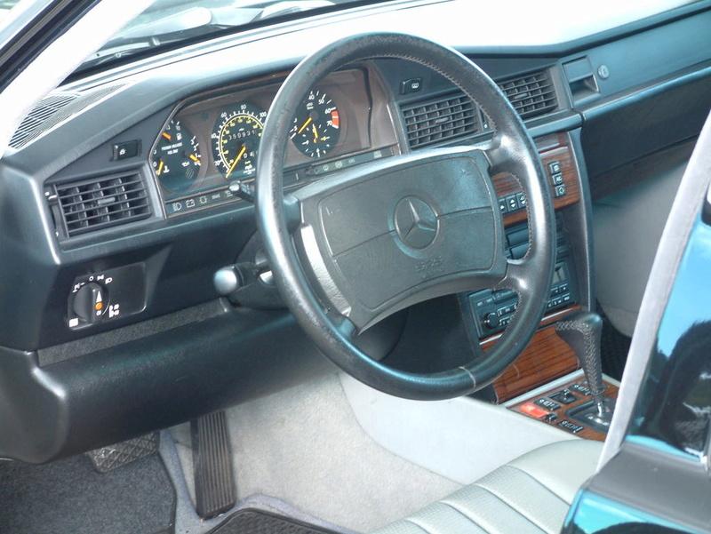 W201  190E  2.6  1991 - R$ 35.000 - VENDIDA Rancho10