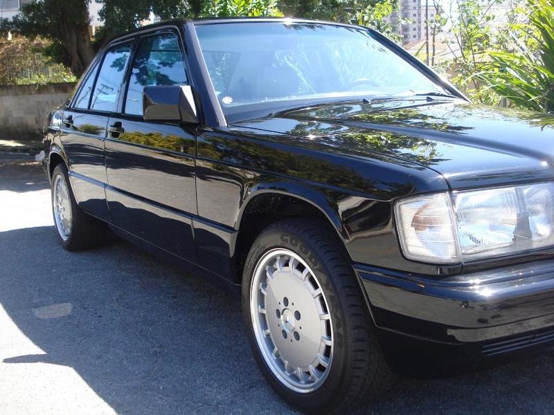 W201  190E  2.6  1991 - R$ 35.000 - VENDIDA Tn_dsc12