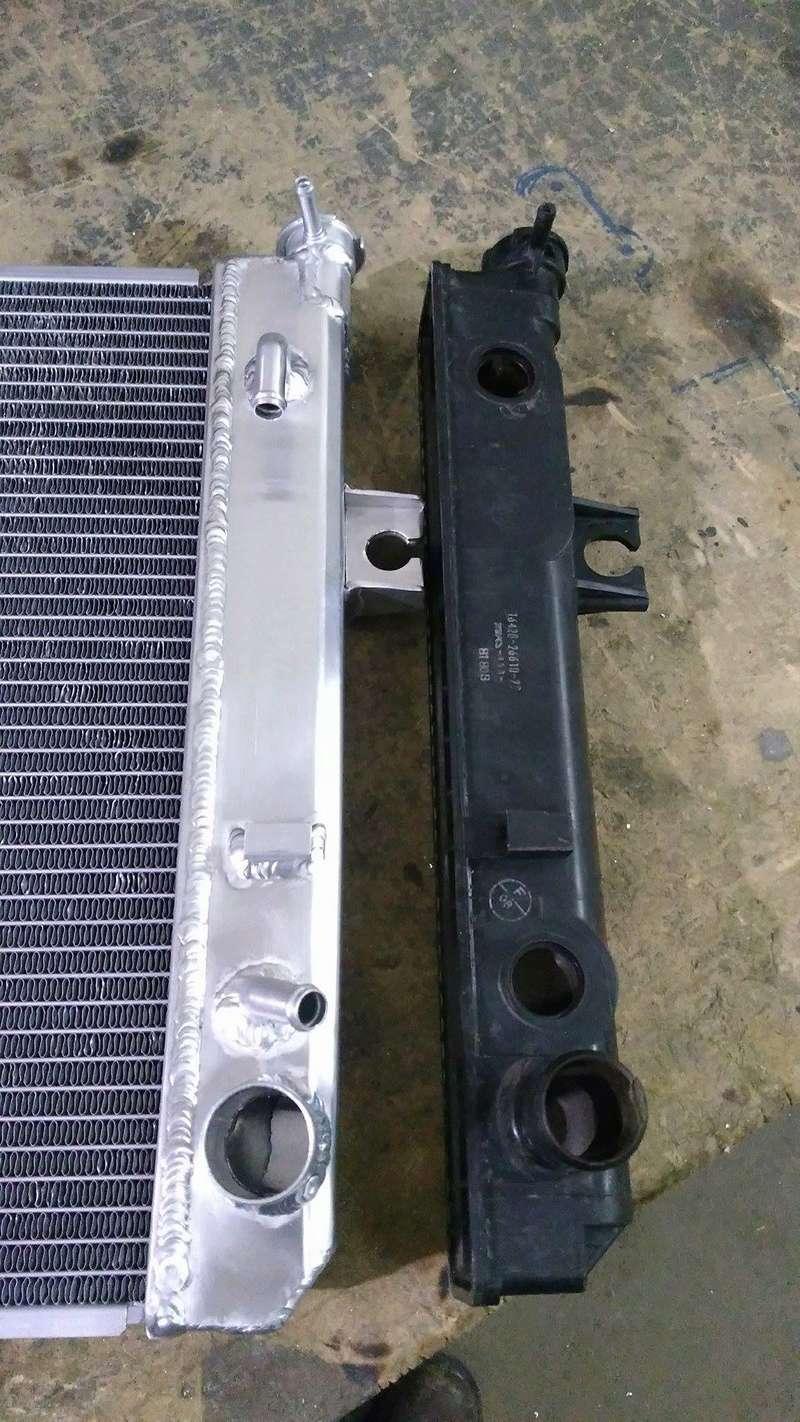 Fabricación y Reparación de radiadores, intercooler y piezas aluminio Autoel10