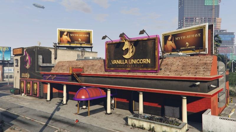 présentation vanilla unicorn Vanill10