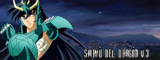 Shiryû, Caballero de Bronce del Dragón V3 (Shiryû)