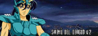 Shiryû, Caballero de Bronce del Dragón V2 (Shiryû)