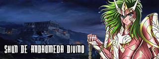 Shun, Caballero de  Bronce de Andrómeda Divino (Attenya)