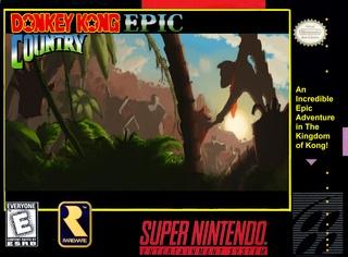 Donkey Kong Country 1 Donkey12