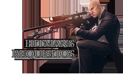 Manual Hitmans - By RaiO_Vengeance. Requis10
