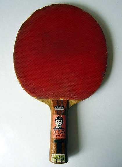 cerco vecchia racchetta da ping pong Schust10