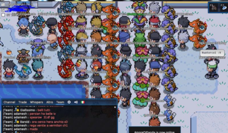 Screen di gioco Wow_210