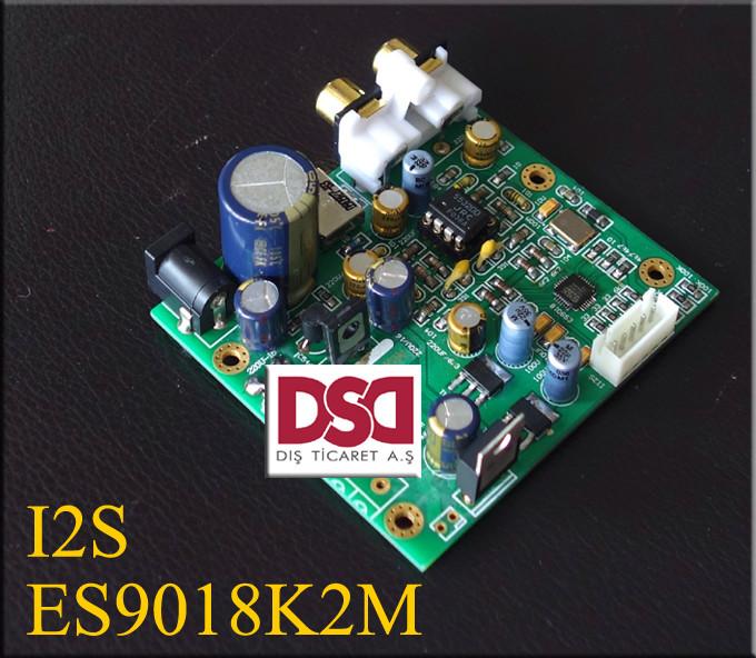 Diy ES9018K2M I2S Dac Taobao10