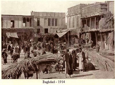 بغداد عام  1914 _o_19110