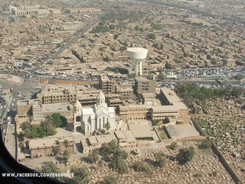 بغداد ساحة الطيران بإتجاه بارك السعدون _oao_u11