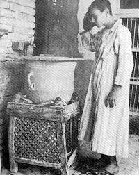 الحب ( براد الماء قديماً ) كان كل بيت عراقي يمتلك في بيته  ( الحب ) O___oo10