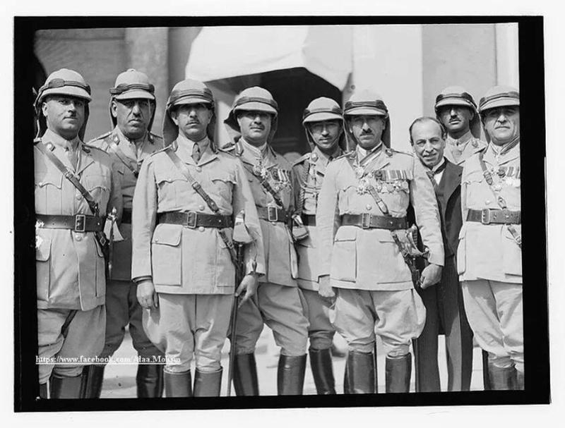 الحرس الملكي العسكري العراقي 1932 O_oood10