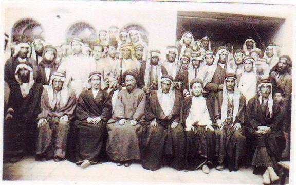 رجال الثورة العراقية الخالدة عام 1920 O_ou_o10