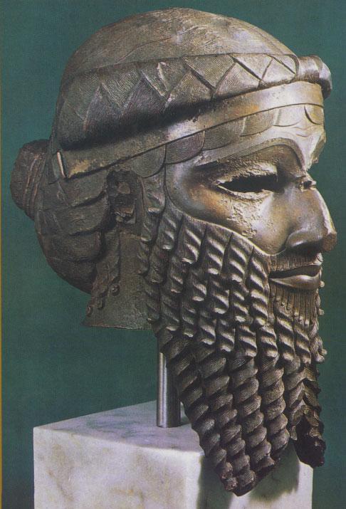العصر الاكدي ( 2350 ــ 2150 ) قبل الميلاد Oe_oda10