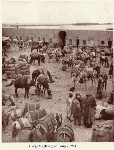 الفلوجه أيام المملكة العراقية عام 1914م Oiouu_10