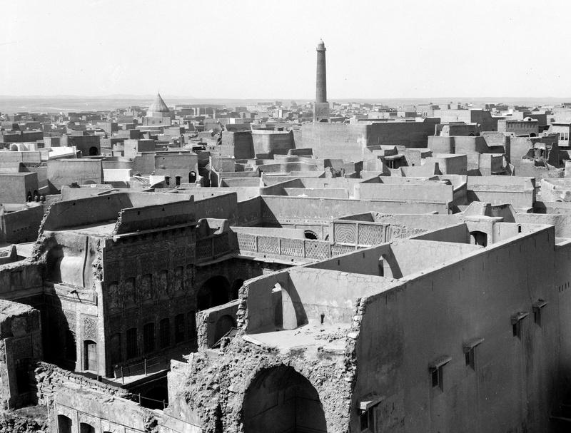 منظر لأحياء الموصل من الأعلى Ooa_oa10