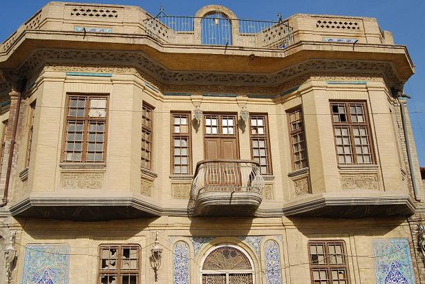 صورة من بيوت بغداد التراثية Ooo__o10