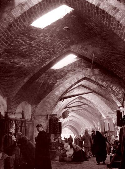أحدى الأسواق العراقية عام 1930م Y_oui_11