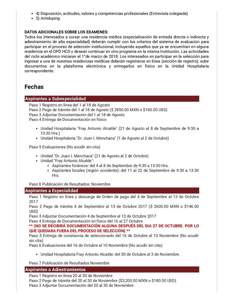 Convocatoria Hospitales Civil Guadalajara 2018 Hcg-op12