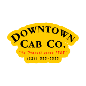 Downtown Cab Co. 84620_10