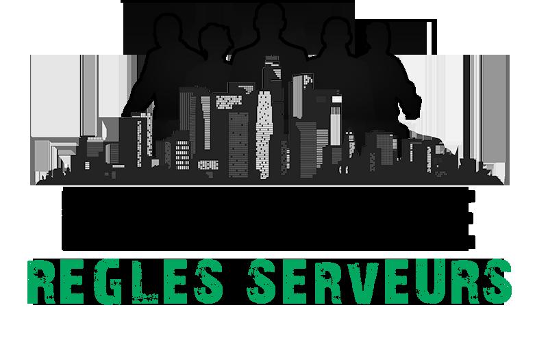 Règlement du Serveur Logo_r10
