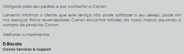 Amostras Canon - Caneta, fita e autocolantes Canon10