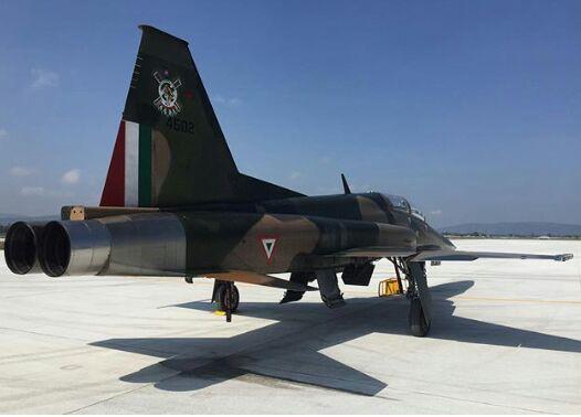 Anuncian espectaculo aereo en la Base Aerea Militar No. 5 de Zapopan. 39056110