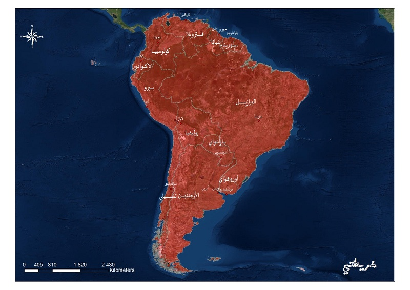 تحميل خرائط القارات: إفريقيا، أوروبا، أمريكا، الأوقيانوسيا A-oad-10