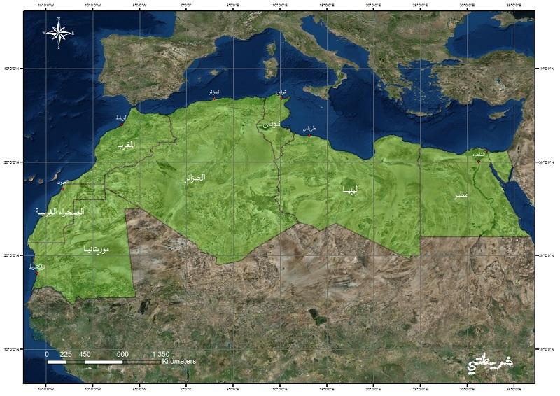 تحميل خرائط القارات: إفريقيا، أوروبا، أمريكا، الأوقيانوسيا A-oo-a11
