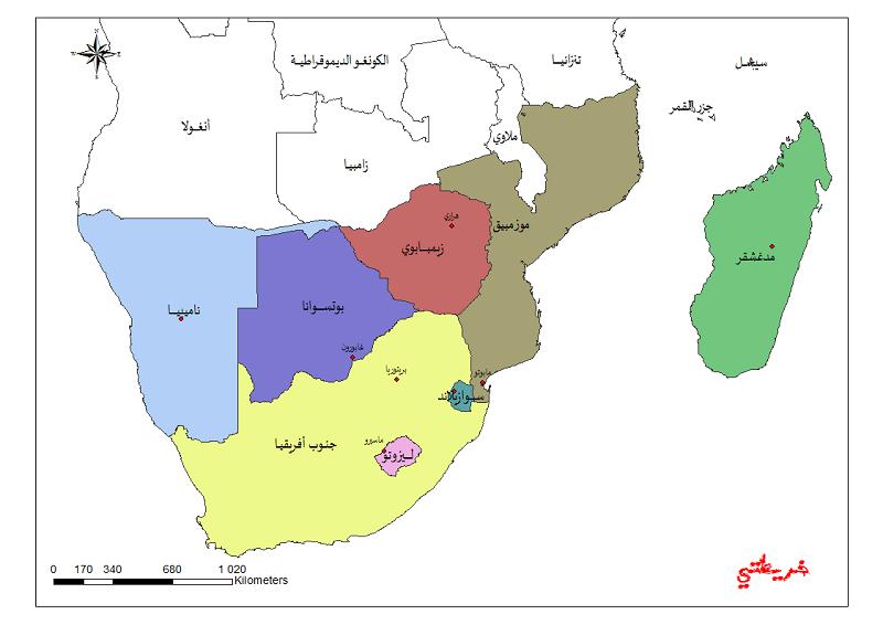 تحميل خرائط القارات: إفريقيا، أوروبا، أمريكا، الأوقيانوسيا A-ou-a10