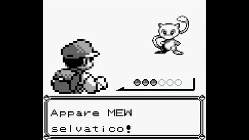 Catturare Mew lv. 100 a Celestopoli (Pokémon Blu e Rosso) Whatsa10