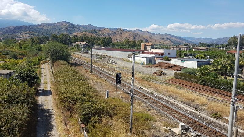 Ferrovia Alcantara - Randazzo  20170911