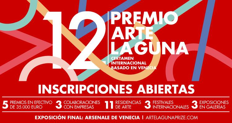 12. PREMIO ARTE LAGUNA: CONVOCATORIA PARA ARTISTAS Convoc10