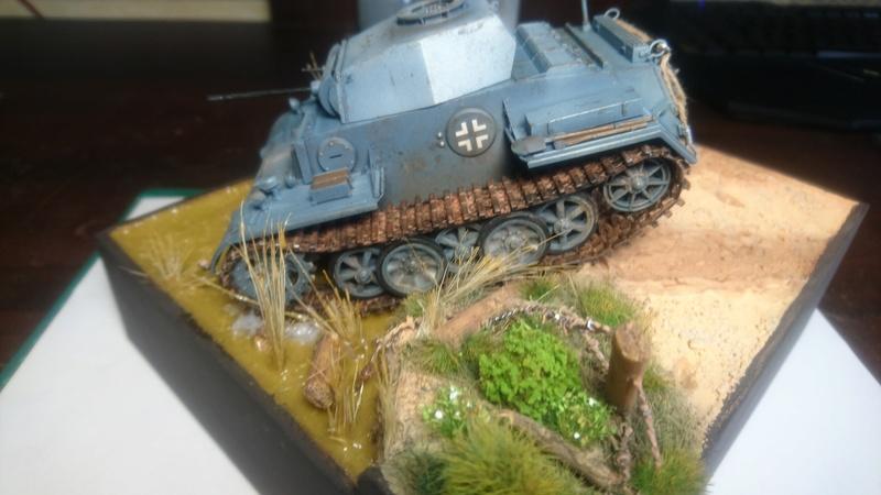 diorama german Pzkpfw.II Aust.J Dsc_1116