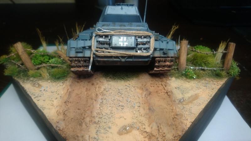 diorama german Pzkpfw.II Aust.J Dsc_1120