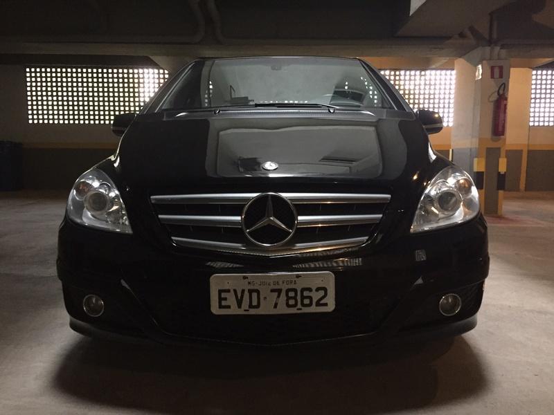 """(VENDIDO) W245 - Classe B180 2011/2011 - Estaciona """"sozinha"""" - R$38.000,00 Img_6316"""