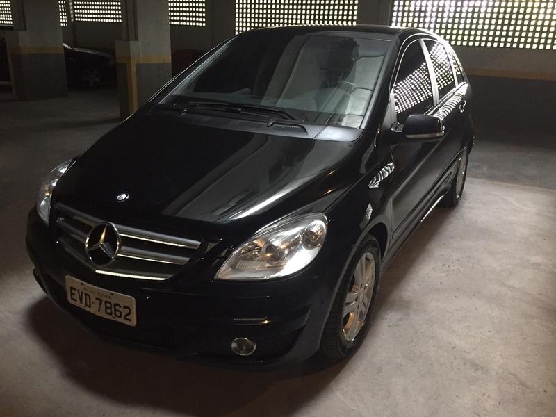 """(VENDIDO) W245 - Classe B180 2011/2011 - Estaciona """"sozinha"""" - R$38.000,00 Img_6318"""
