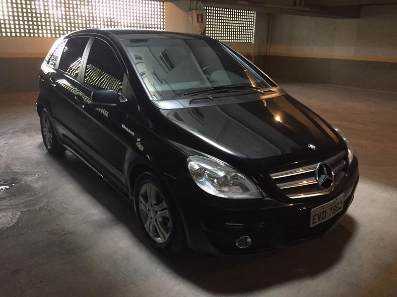 """(VENDIDO) W245 - Classe B180 2011/2011 - Estaciona """"sozinha"""" - R$38.000,00 Img_6319"""