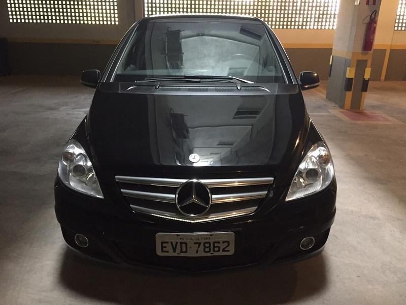 """(VENDIDO) W245 - Classe B180 2011/2011 - Estaciona """"sozinha"""" - R$38.000,00 Img_6320"""