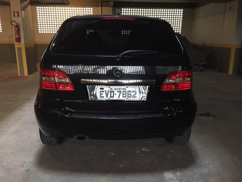 """(VENDIDO) W245 - Classe B180 2011/2011 - Estaciona """"sozinha"""" - R$38.000,00 Img_6321"""